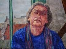 aquarel/pastel, 44 x 59 cm, 2004, aquarelle/ pastel