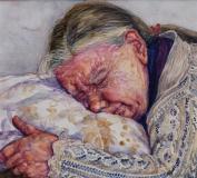 aquarel, 37 x 41 cm, 2011, aquarelle