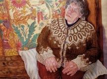 pastel, 64 x 87 cm, 2002, pastel